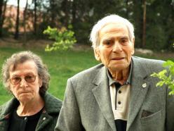 Fotoğraf (67 yıllık birlikteliğin son yıllarından)