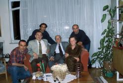 Fotoğraf (Yaşamda ve Yargıda Devrimci Duruş Kitabı ve Halit Çelenk ile Bir Gün filminin çalışmalarından bir anı, 2006)