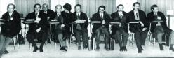 Fotoğraf (Deniz Gezmiş ve arkadaşları hakkındaki davanın avukatları, 1971)