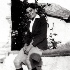 Fotoğraf (Ortaokul yılları, 1935)