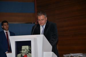 Prof. Dr. Ali Murat Özdemir'in Açış Konuşması