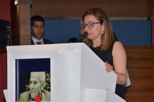 Av. Özlem Şen Abay'ın Konuşması